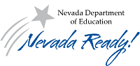 Nevada Ready Department of Education logo and link